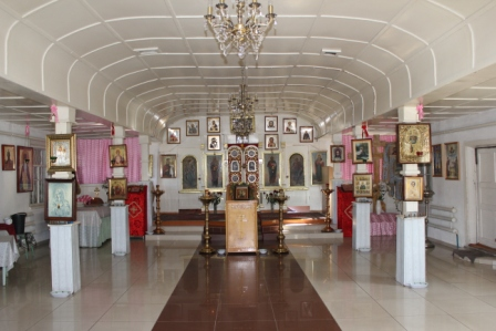 храм великомученницы Параскевы, г.Талгар
